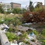forurenet jord