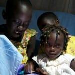 boernene leget med min iPad