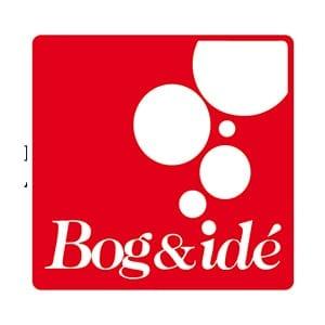 Bog & Idé logo