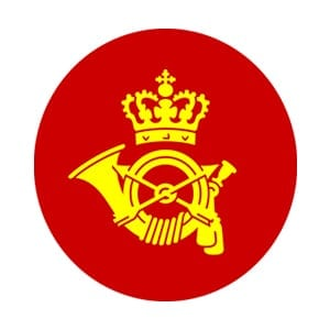 Post Danmark logo
